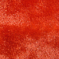 Spandex Crushed Velvet 15 Yard Minimum Orange