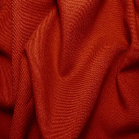 Polyester Whipcord P001 Red