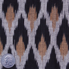 Cotton Ikat Pale Moon - NY Fashion Center Fabrics