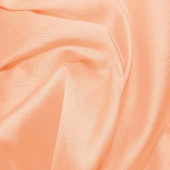 Silk Wool Fabric Peach