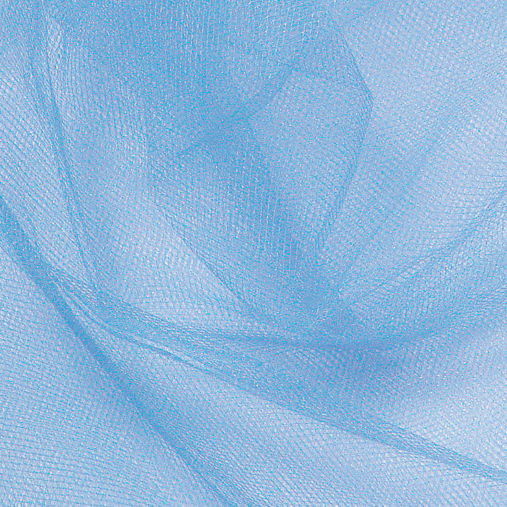 Nylon Tulle Periwinkle - NY Fashion Center Fabrics