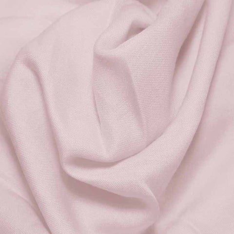 Cotton Blend Broadcloth - 30 Yard Bolt Pink Blush 502 - NY Fashion Center Fabrics