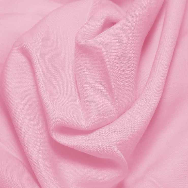 Cotton Blend Broadcloth - 30 Yard Bolt Pink Crocus 504 - NY Fashion Center Fabrics