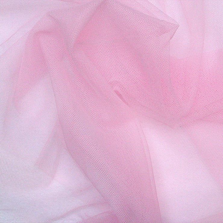 French Veil Tulle Pink - NY Fashion Center Fabrics