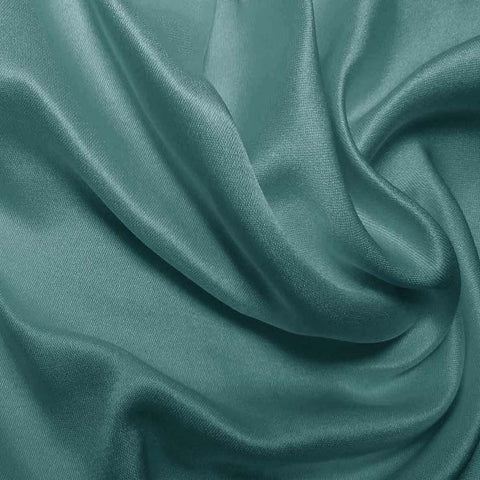 Silk Double Face Satin Premiere Blue