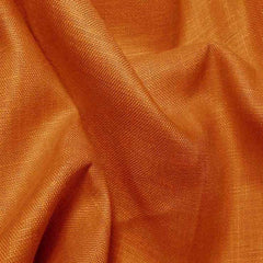 Lightweight Linen Pumpkin - NY Fashion Center Fabrics