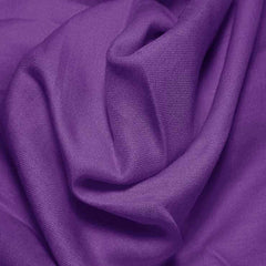 Cotton Blend Broadcloth - 30 Yard Bolt Purple 563 - NY Fashion Center Fabrics