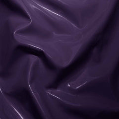 Solid PVC Vinyl Purple