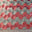 Circle Design Sequin Mesh Raspberry Glaze - NY Fashion Center Fabrics
