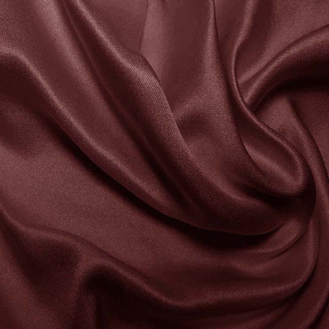 Silk Double Face Satin Raspberry