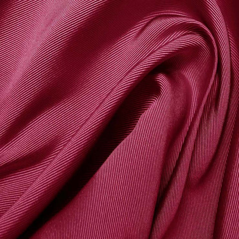 Silk Faille Raspberry