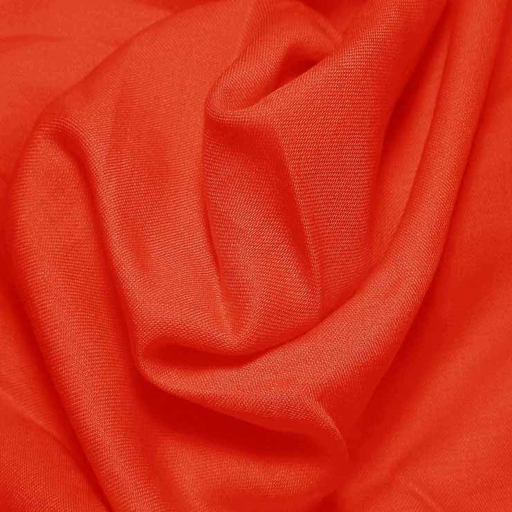 Cotton Blend Broadcloth - 30 Yard Bolt Ready Red 572 - NY Fashion Center Fabrics