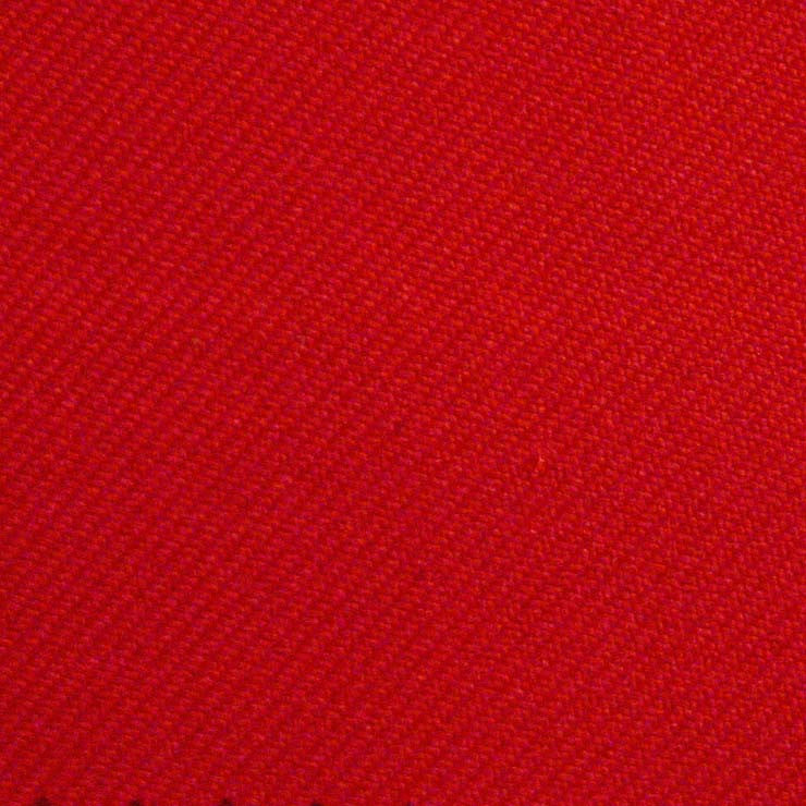 Polyester Serge Red 1611