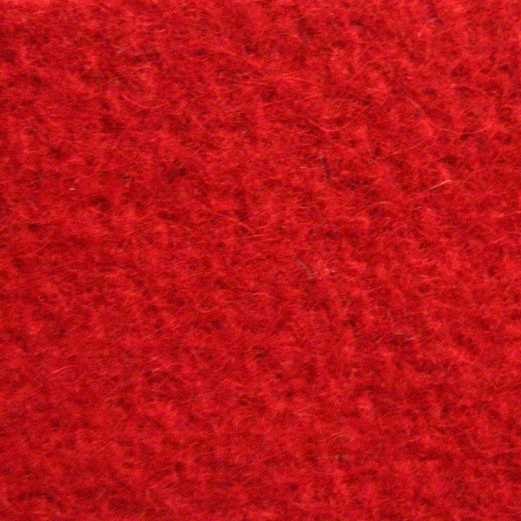 Wool Melton Red 5100 N41