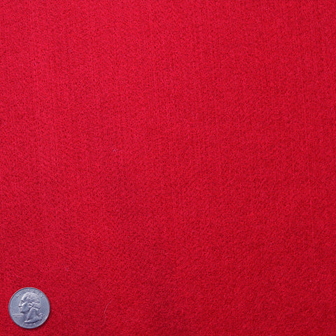 Felt Red - NY Fashion Center Fabrics