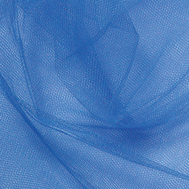 Nylon Tulle Regal Royal - NY Fashion Center Fabrics