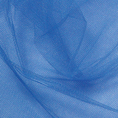 Nylon Tulle - 50 Yard Bolt Regal Royal - NY Fashion Center Fabrics