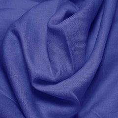 Cotton Blend Broadcloth - 30 Yard Bolt Royal 562 - NY Fashion Center Fabrics