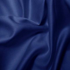 Pima Cotton Sateen Royal