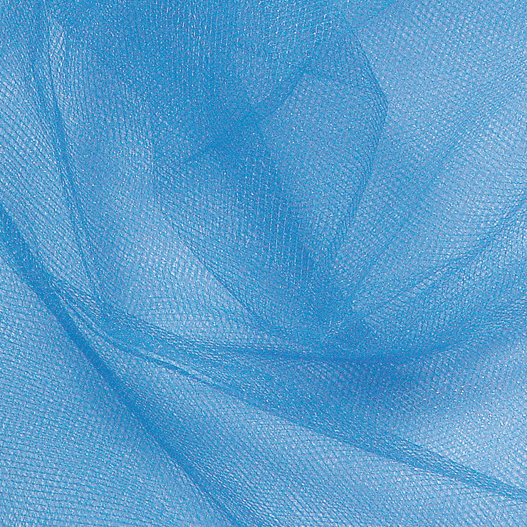 Nylon Tulle Royal - NY Fashion Center Fabrics