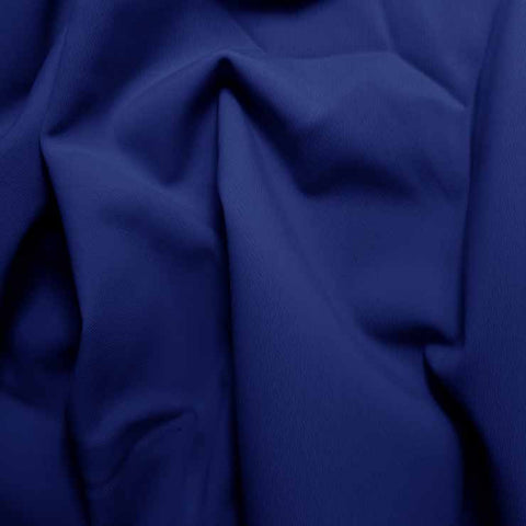 Solid Matte Spandex Royal