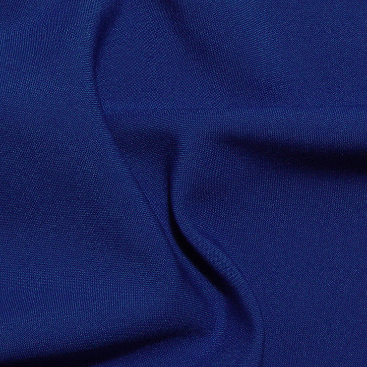 Polyester Poplin - 25 Yard Bolt Royal