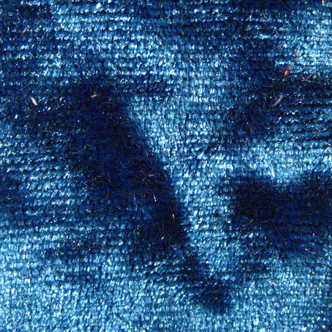 Spandex Crushed Velvet 15 Yard Minimum Royal