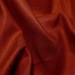 Lightweight Linen Rust - NY Fashion Center Fabrics