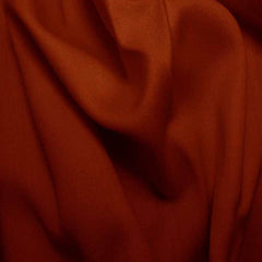 Wool Gabardine 13 oz. Rust