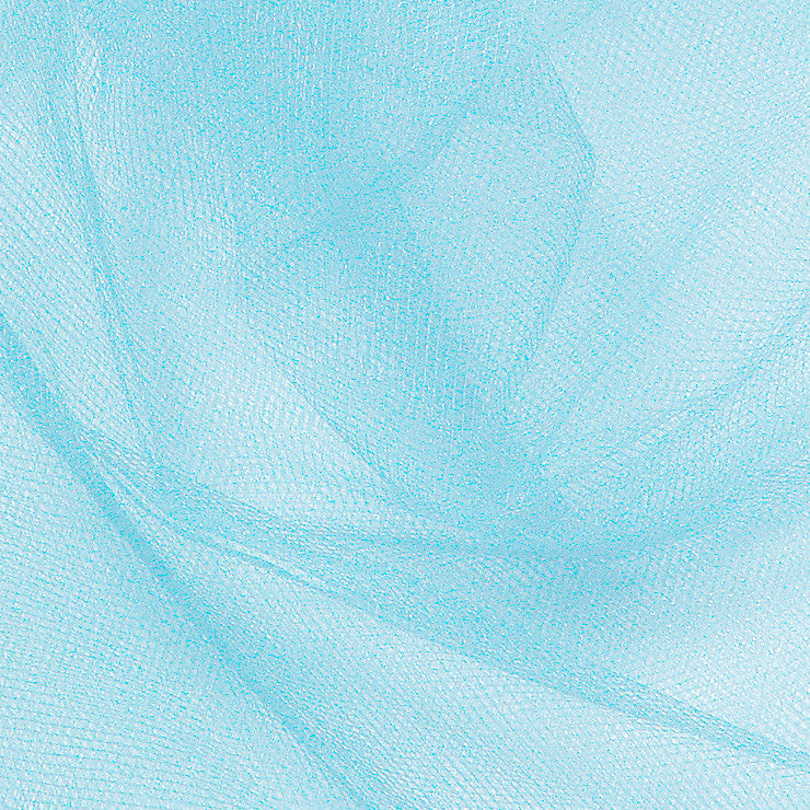 Nylon Tulle S Blue - NY Fashion Center Fabrics