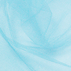 Nylon Tulle - 50 Yard Bolt S Blue - NY Fashion Center Fabrics