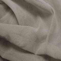 Nylon Powermesh Silver - NY Fashion Center Fabrics