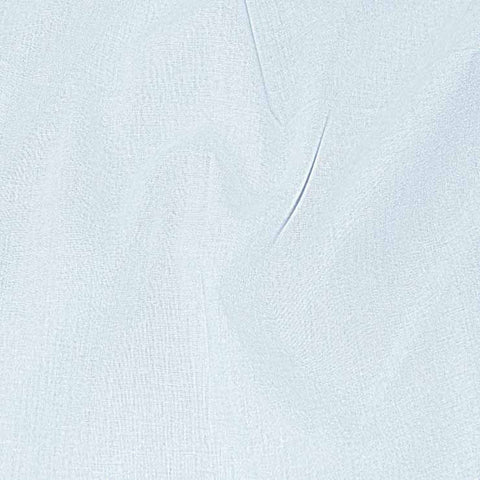 Cotton Blend Batiste - 30 Yard Bolt Sky Blue 408 - NY Fashion Center Fabrics