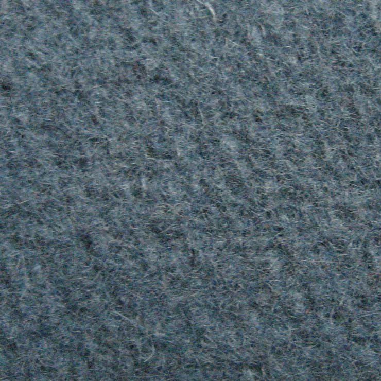 Wool Melton Sky Blue 200