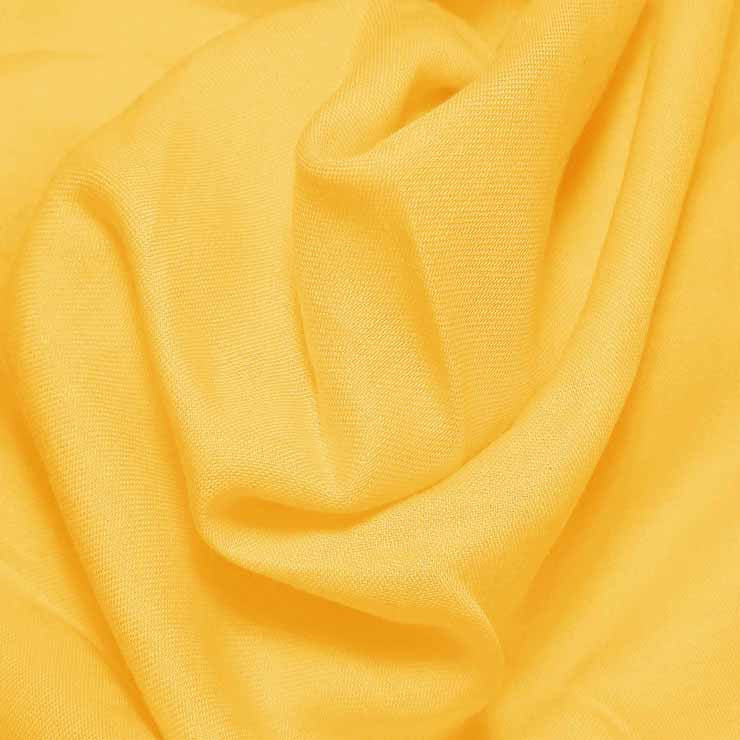 Cotton Blend Broadcloth - 30 Yard Bolt Slicker Yellow 518 - NY Fashion Center Fabrics