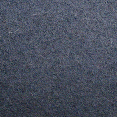Wool Melton Dark Sky Blue