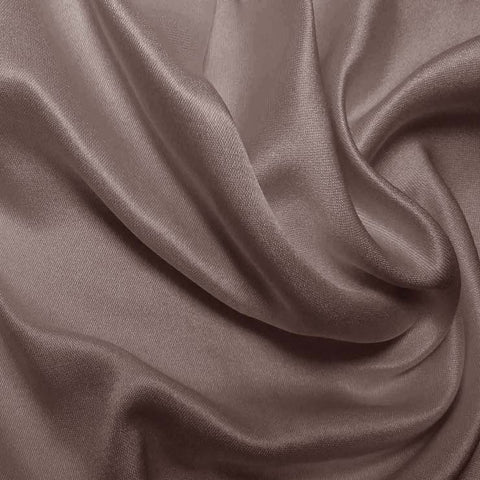 Silk Double Face Satin Storm
