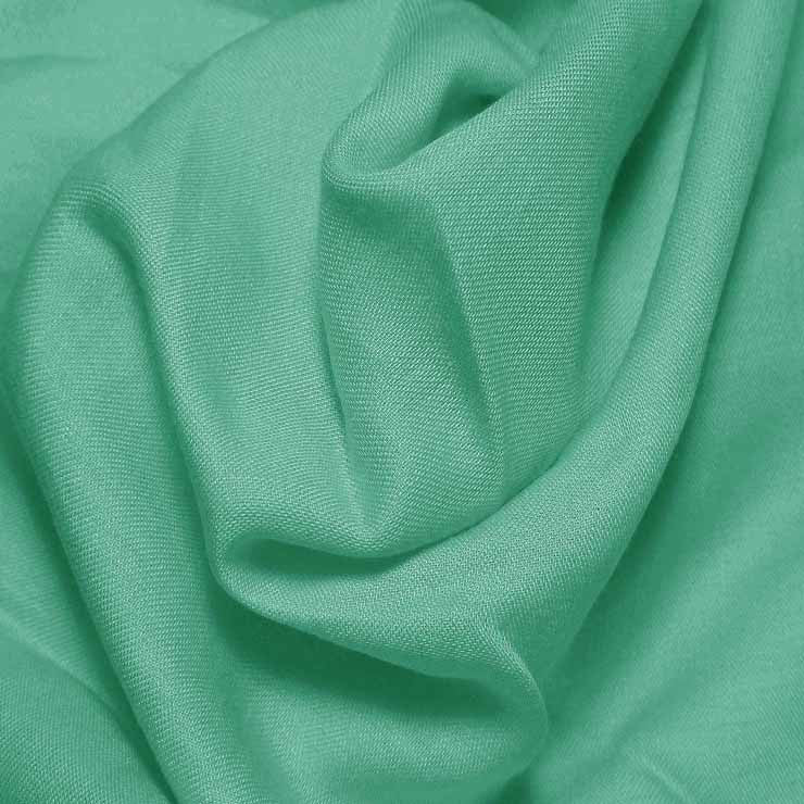 Cotton Blend Broadcloth - 30 Yard Bolt Stream Green 529 - NY Fashion Center Fabrics