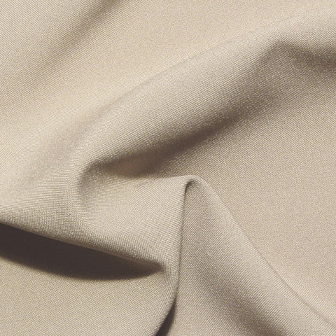 Polyester Poplin - 25 Yard Bolt Tan