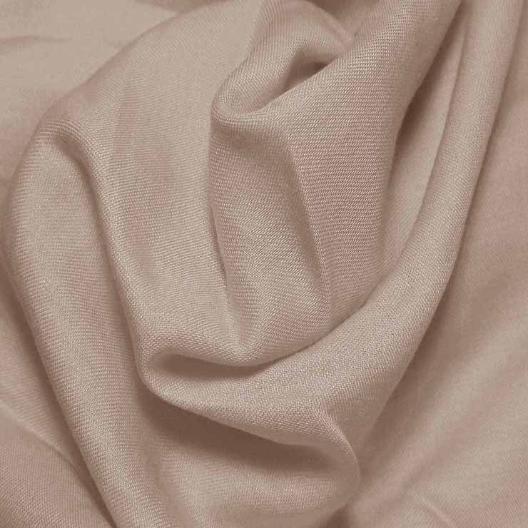 Cotton Blend Broadcloth - 30 Yard Bolt Taupe 555 - NY Fashion Center Fabrics