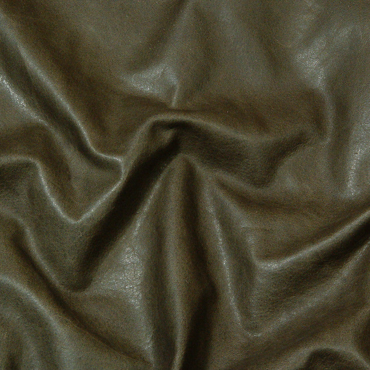 Condor Leather Taupe - NY Fashion Center Fabrics