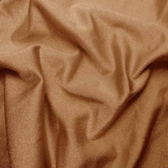 Solid Shiny Spandex Taupe