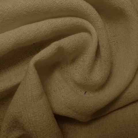 Wool Crepe Taupe