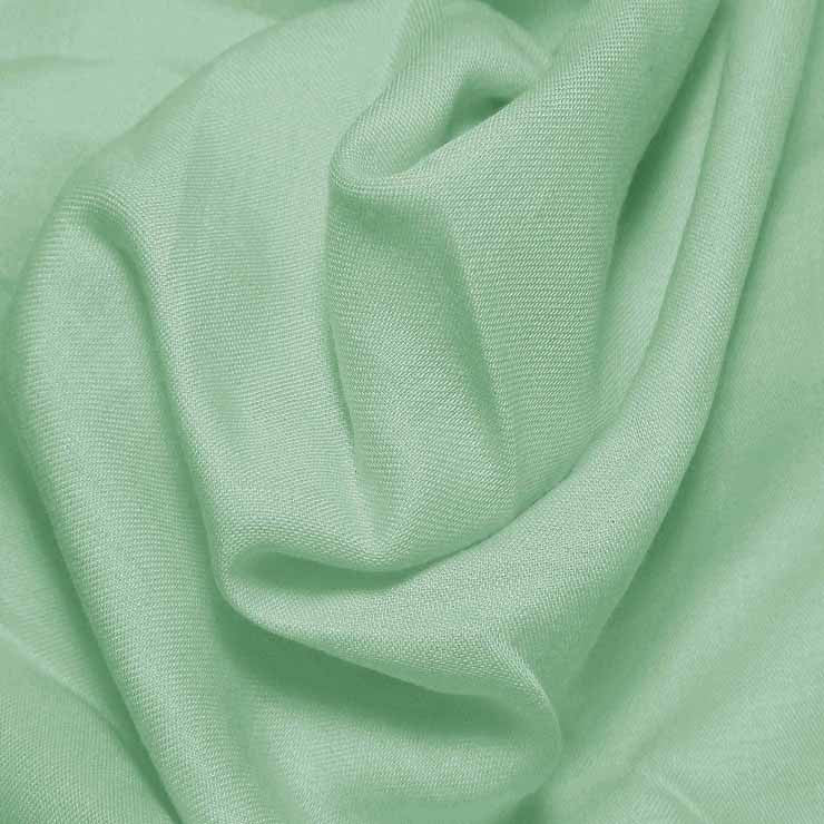 Cotton Blend Broadcloth - 30 Yard Bolt Tea Green 528 - NY Fashion Center Fabrics