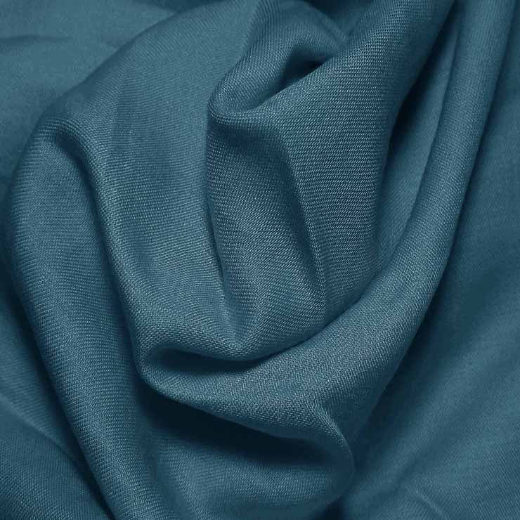 Cotton Blend Broadcloth - 30 Yard Bolt Teal 595 - NY Fashion Center Fabrics