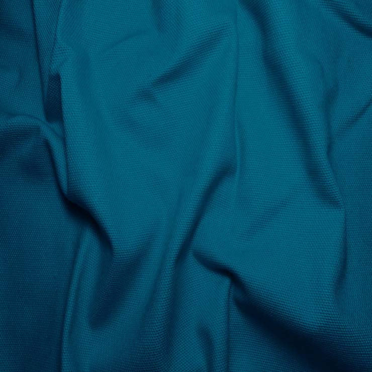 Cotton Canvas Duck Cloth - 10oz Turquoise - NY Fashion Center Fabrics