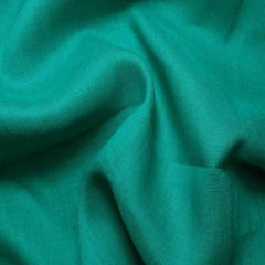 Handkerchief Linen Turquoise - NY Fashion Center Fabrics
