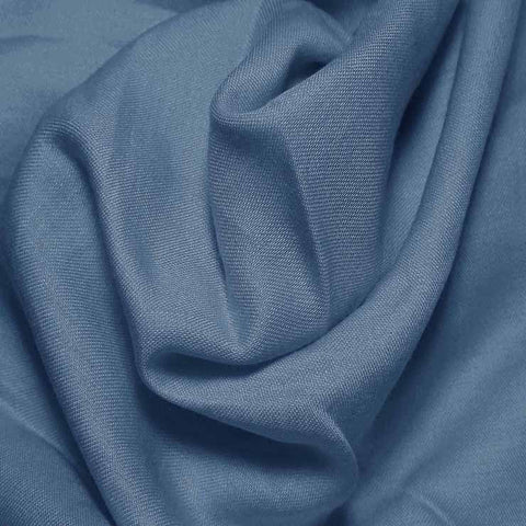 Cotton Blend Broadcloth - 30 Yard Bolt Williamsburg Blue 594 - NY Fashion Center Fabrics