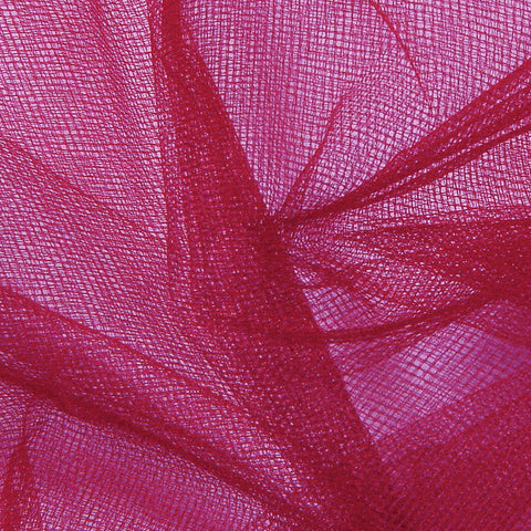 Nylon Tulle Wine - NY Fashion Center Fabrics