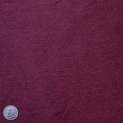 Felt Wine - NY Fashion Center Fabrics